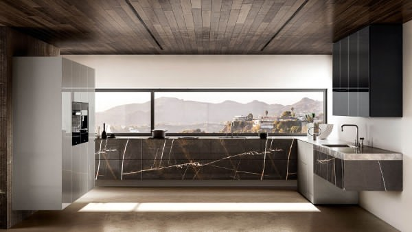 Cucina Moderna design Lago