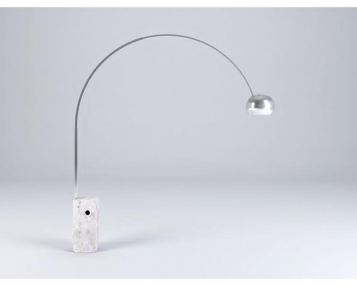 Flos Lampada da terra Arco LED