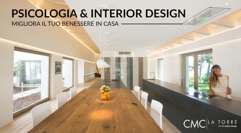 Psicologia dell'interior design: come migliorare il benessere fra le mura di casa