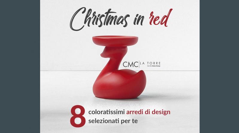 Christmas in red: 8 arredi selezionati per te
