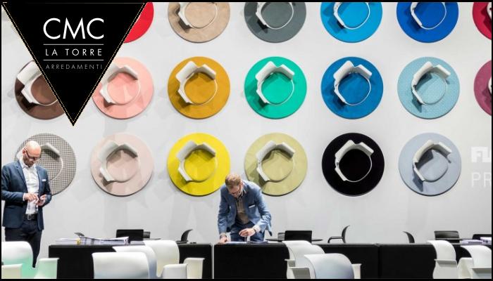 DesignWeek 2017: CMC Arredamenti La Torre presente!