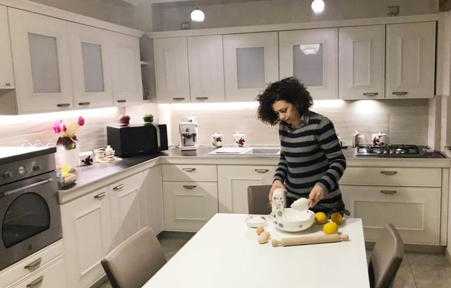 Progetto di arredo cucina Sortino