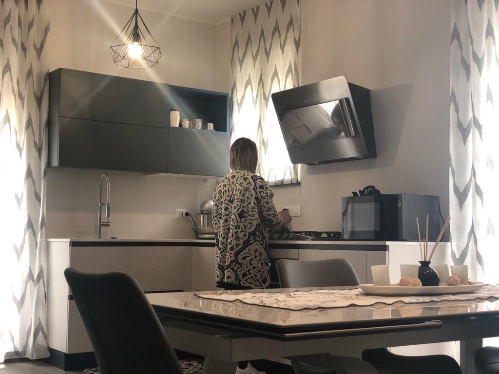 Progetto di arredo cucina Lentini