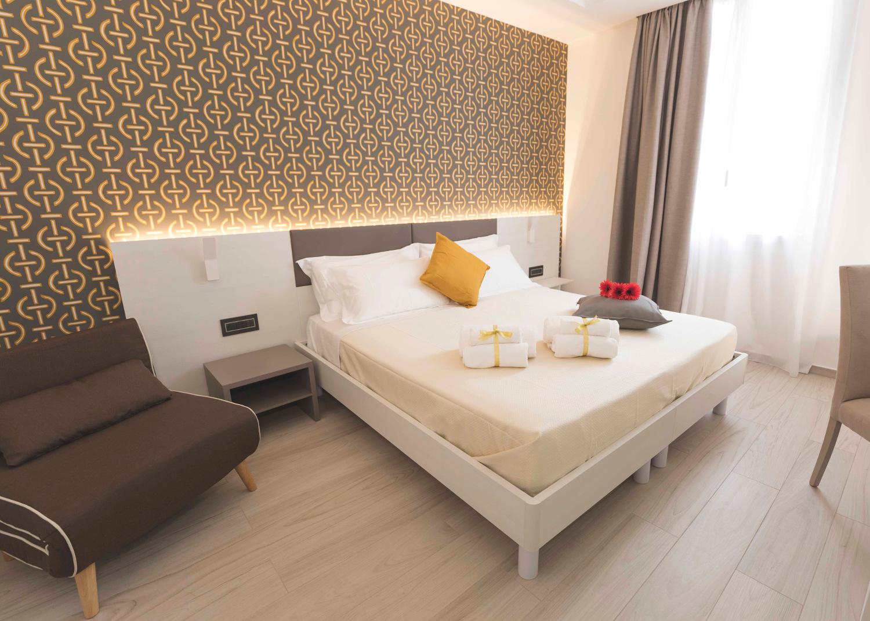 Progetto arredo Business & Contract hotel Siracusa